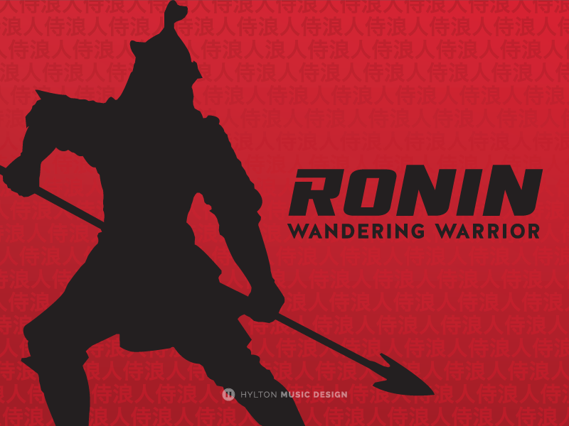 ronin-wandering-warrior-predesigned-marching-band